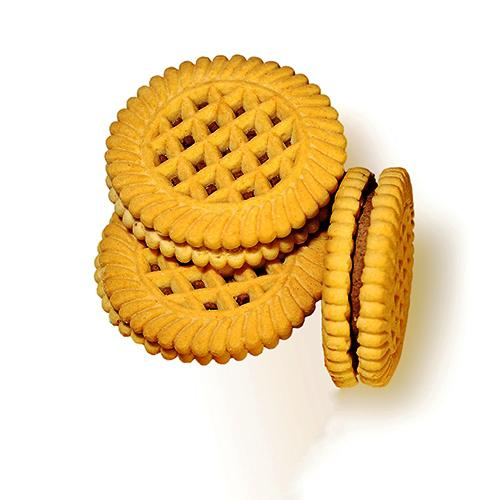 Sandwich Biscuit cocoa cream